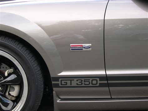 powered by ford emblem quot powered by ford quot fender emblems page 4 the mustang