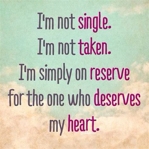 And Im by Im Single Quotes For Quotesgram