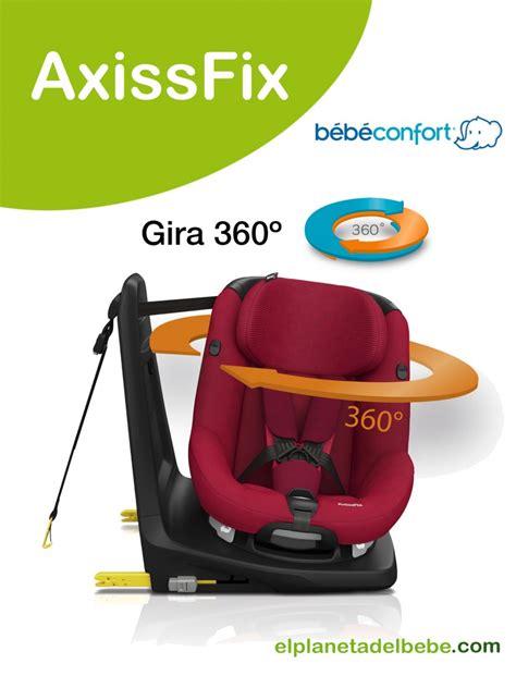normativa sillas auto b 233 b 233 confort axissfix la silla de auto giratoria que se