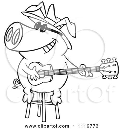 blues music coloring pages dancing cartoon pigs car repair manuals and wiring diagrams