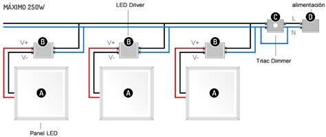 Lu Motor Led Ac c 243 mo instalar paneles de led rbg y 220v ledbox news