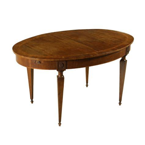tavolo in stile tavolo allungabile in stile neoclassico mobili in stile