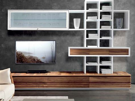 le holz design d 103 wohnwand by dale italia design arbet design