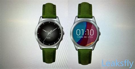 Smartwatch Oppo Rumored Oppo Smartwatch To Get A Day S Worth Of Charge In