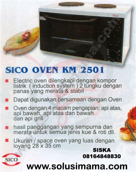 Signora Electric Grill solusi oven km2501 sico