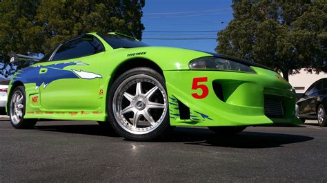 Eclipse From Fast And Furious by Throtl Fast And Furious Eclipse Replica