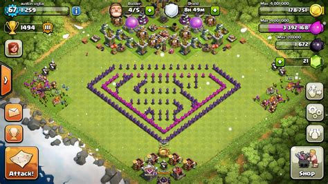 coc layout superman contest show me your most artistic interesting base