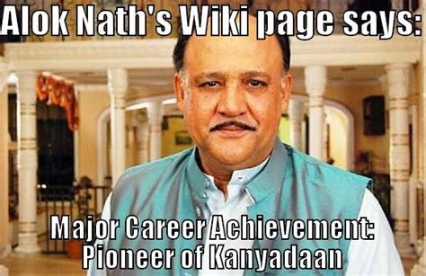 Alok Nath Memes - 34 alok nath memes that will kill you with laughter