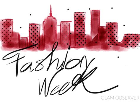Fashion Week Starts Today by New York Fashion Week Starts Today Glam Observer