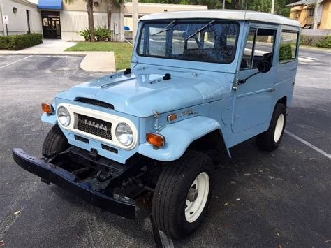 1970 toyota land 1970 toyota land cruiser fj 40 for sale