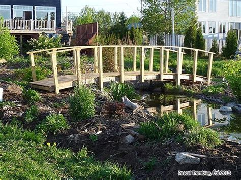 garden footbridge pond bridge how to build a garden bridge or arched