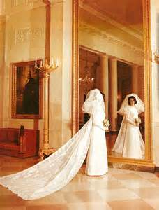 Priscilla was commissioned to create a gown worthy of such a grand