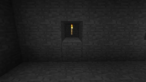 minecraft - How can you hide light sources while they ... Imgur.com Minecraft