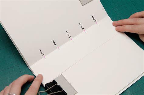sketchbook binding tutorial an easy diy sketchbook tutorial craftsy