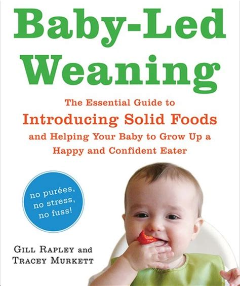 baby led weaning open library