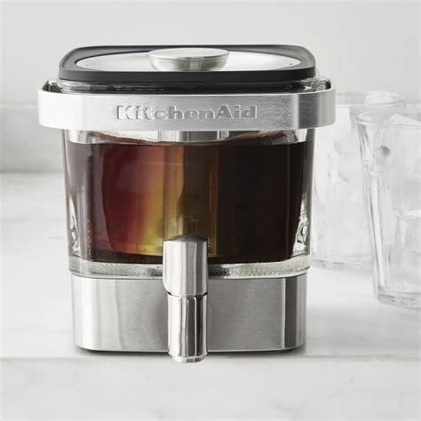 KitchenAid Cold Brew Coffee Maker   Williams Sonoma