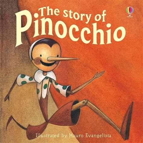 with the story with the the story of pinocchio at usborne children s books