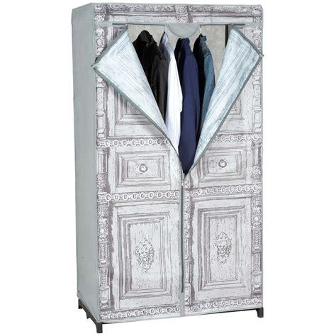 guardaroba in tessuto armadio in tessuto guardaroba vestiti vintage appendiabiti