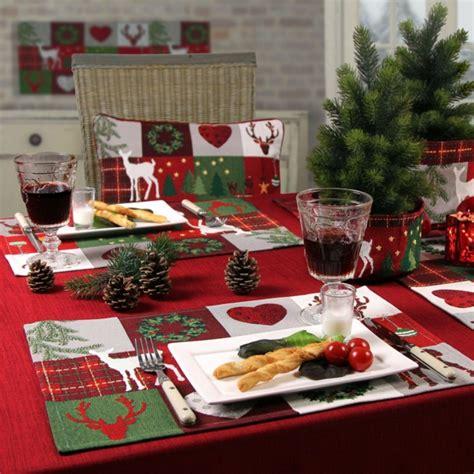 tischdeko rot bastelidee f 252 r weihnachten moderne weihnachtsdeko
