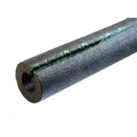 Plumbing Foam Pipe Insulation by Tubolit Self Seal 5 8 In X 1 In Polyethylene Foam Pipe