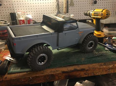 jeep nukizer axial c2 custom axial jeep nukizer 715 rccrawler