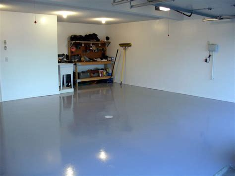 Garage Floor Paint Coverage Paint Garage Floor Houses Flooring Picture Ideas Blogule