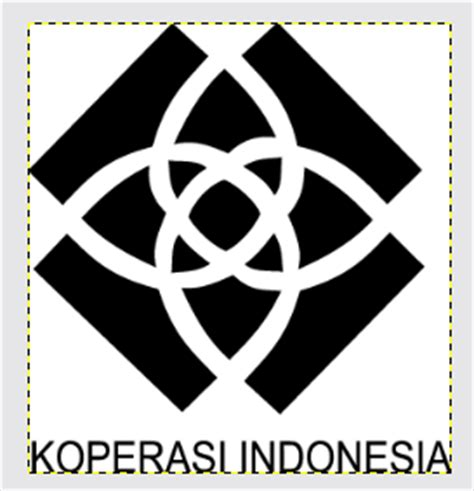 tutorial membuat logo koperasi archit3x blog membuat logo menjadi hitam putih dengan gimp