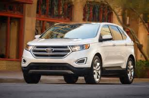 2015 ford edge initial quality study grand