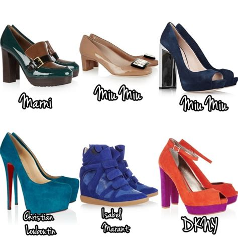 different kinds of high heels do you the types of heels style2designer