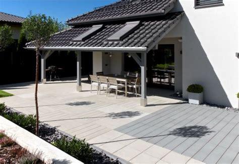 terrassenplatten z line beton terrassenplatten solid modern line