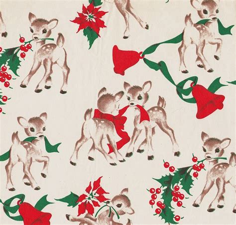 retro gift wrap vintage wrapping paper