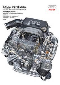 Audi V6 3 2 Engine The New A6 Drivetrain Audiworld