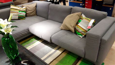 couch series ikea nockeby sofa review new ikea couch series mid 2014