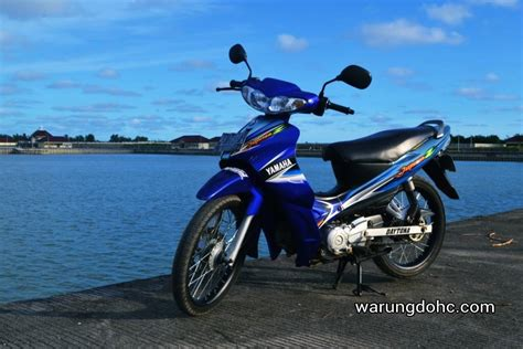 Modifikasi Motor Jupiter Z 2005 modifikasi jupiter z 2005 biru modifikasi motor terbaru