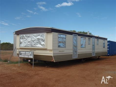 3 bedroom mobile home for sale three bedroom mobile home 12mtrsx4mtrs for sale in kalbarri western australia classified
