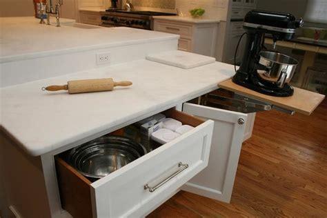 pull down kitchen cabinets olga adler interiors kitchens marble kitchen island