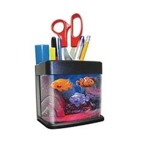 Milk Desk Has Fish Swimming In It by Fish Bowl For Office Desk Office Office