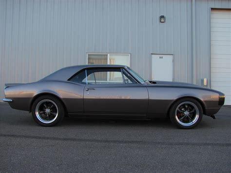 67 camaro custom 1967 chevrolet camaro custom 180712
