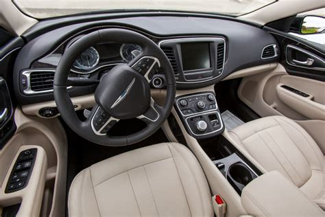 chrysler car interior best family car under 30 000 chrysler 200 the star