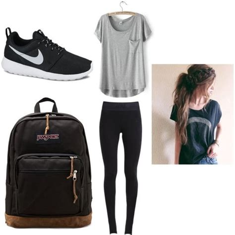 back to school outfits and hairstyles best ideas about outfits uni cute nike outfits and comfy
