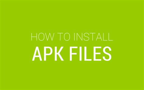 install apk on tablet how to install an apk file on an android smartphone or tablet wanderglobe