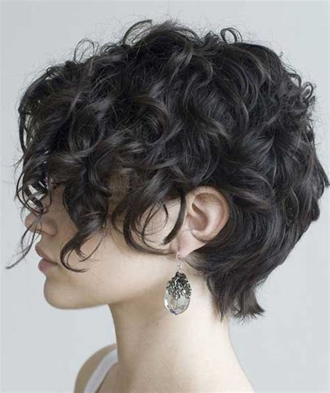 thick curly hair short haircuts short haircuts for curly thick hair the best short