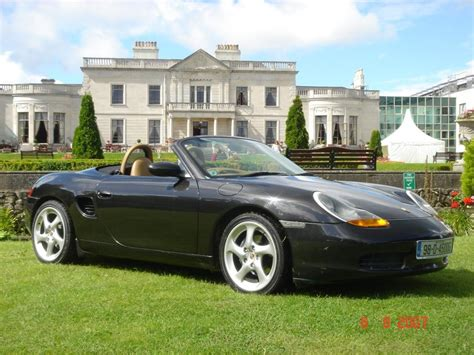 boxster porsche 1998 1998 porsche boxster information and photos momentcar