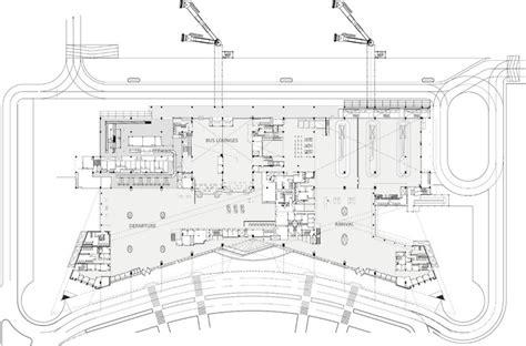 terminal 5 floor plan new terminal at lucknow airport s ghosh associates