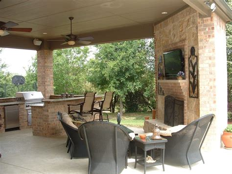 kitchen with fireplace designs outdoor kitchens fireplaces furniture