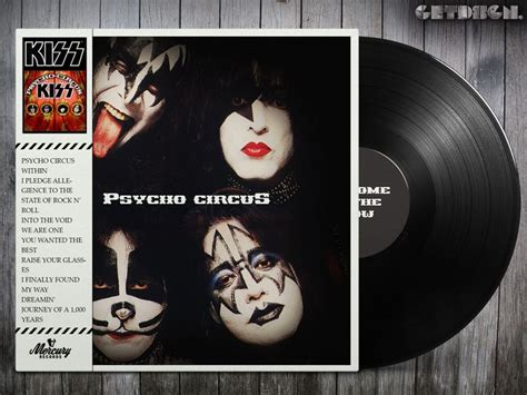 ncb cover design kiss 17 best images about hard rock and heavy metal design on