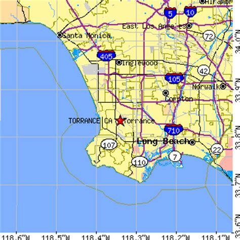 zip code map gardena ca torrance california ca population data races