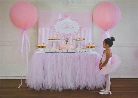 diy ballerina party an interview pt 1 dancing queen