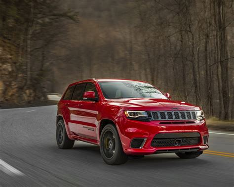 Jeep Grand by Jeep Introduced Grand Trackhawk