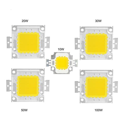 Chip Led Epistar 50w White 2015 10w 20w 30w 50w 100w smd led led chip high power integrated cob epistar smd for